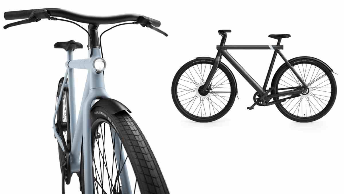VanMoof lanza una nueva generación de bicicletas eléctricas inteligentes