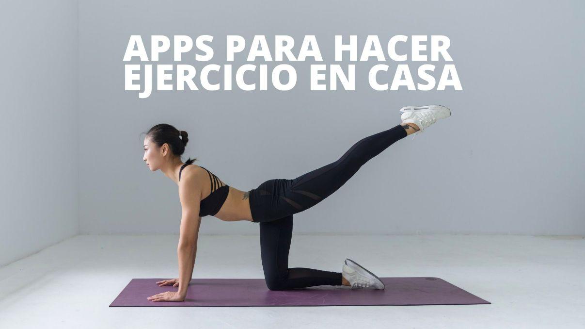 ejercicios en casa gratis app