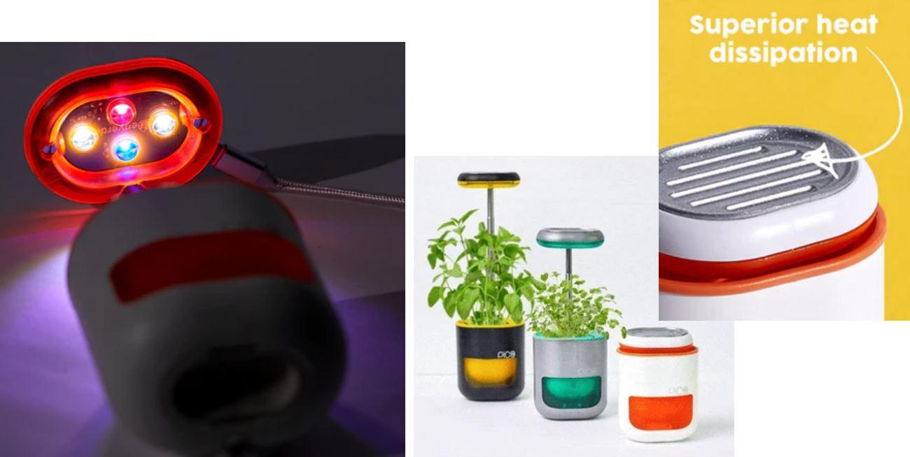 PICO, la tecnología ayudando a nuestras plantas