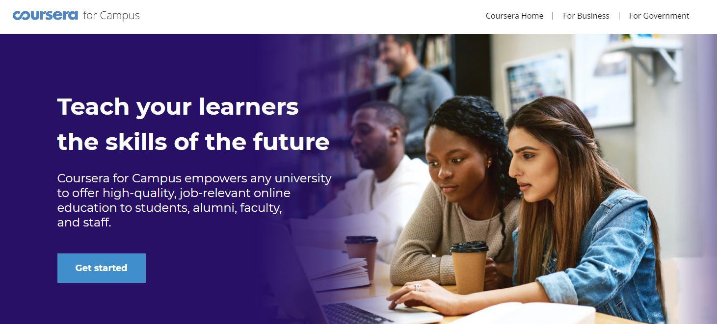 Coursera añade nuevos recursos para la educación a distancia