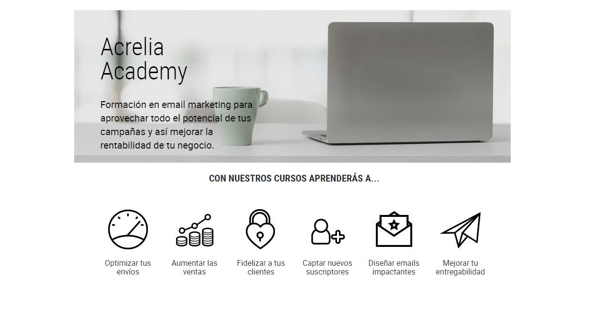 Curso online gratis sobre Email Marketing