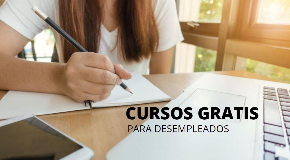 Cursos online gratis para desempleados