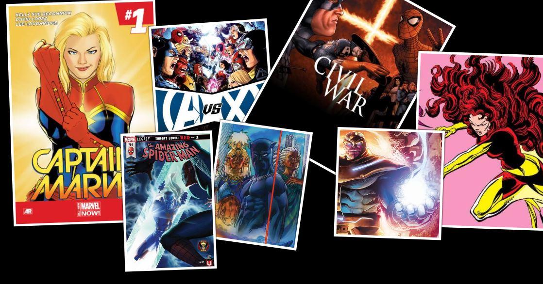 Cómics gratis de Marvel durante la cuarentena