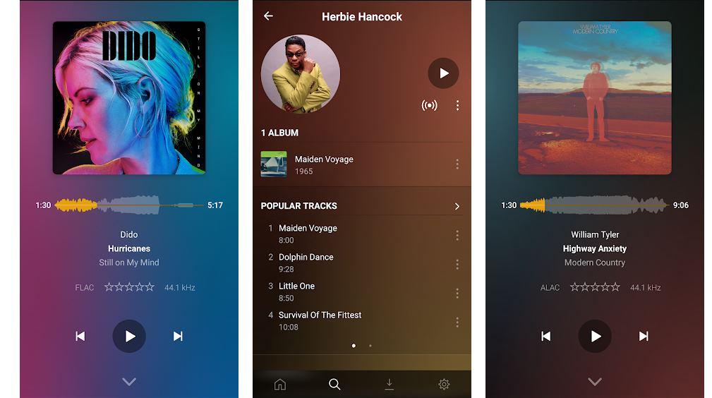 Plex presenta un reproductor de música: Plexamp