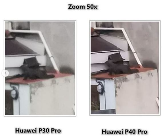 zoom huawei p40