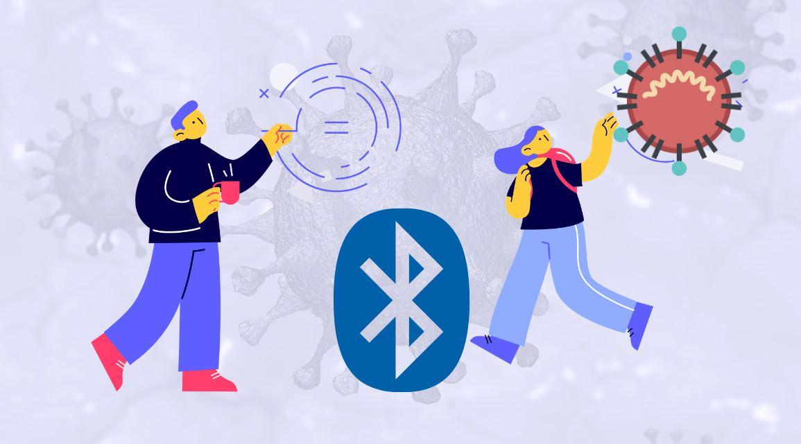 Cómo las señales Bluetooth de nuestro móvil ayudan en la lucha contra el coronavirus