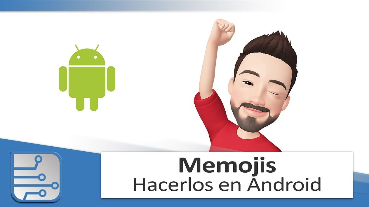 Varias formas de hacer memojis con android