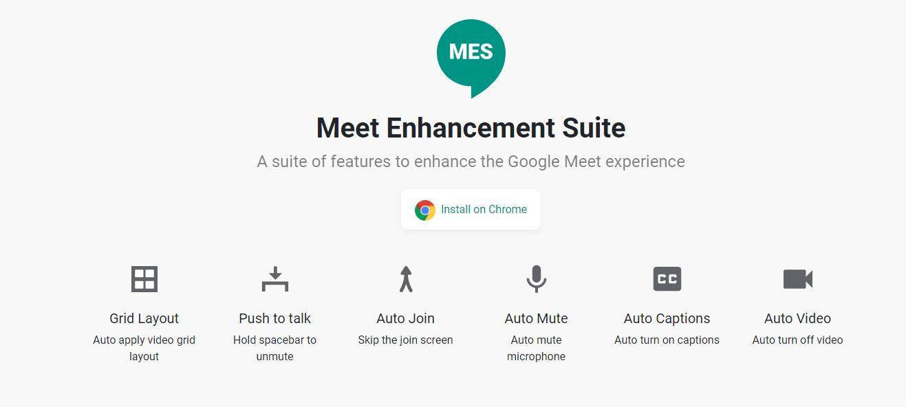 mejor google meet