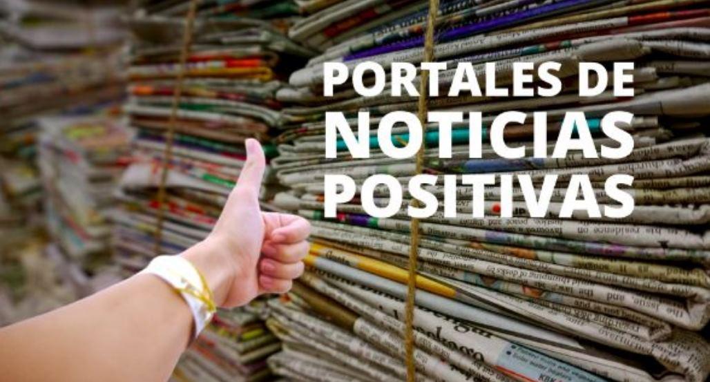 Buenas noticias – Portales para leer noticias positivas