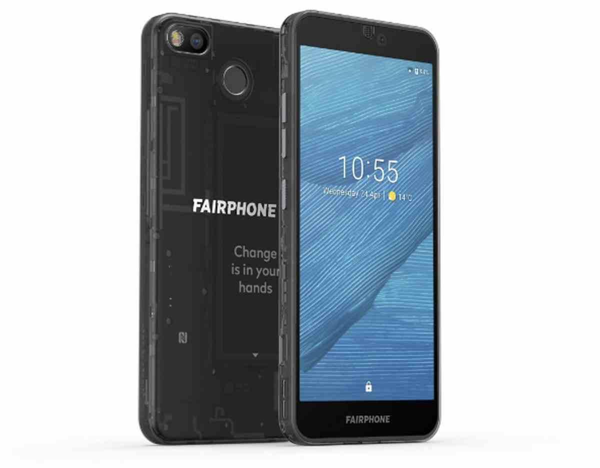 Fairphone 3 tendrá una versión con Android libre de los servicios de Google