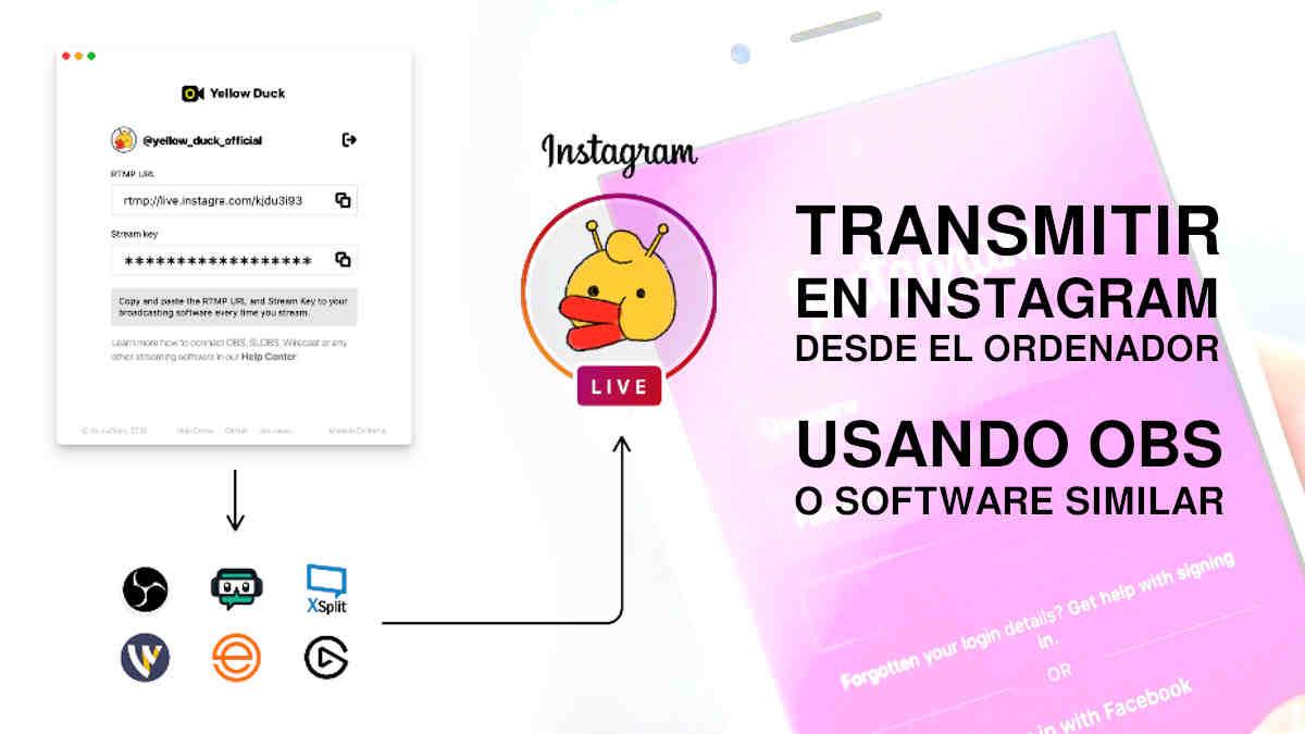 ¿Cómo personalizar al máximo una transmisión en Instagram?