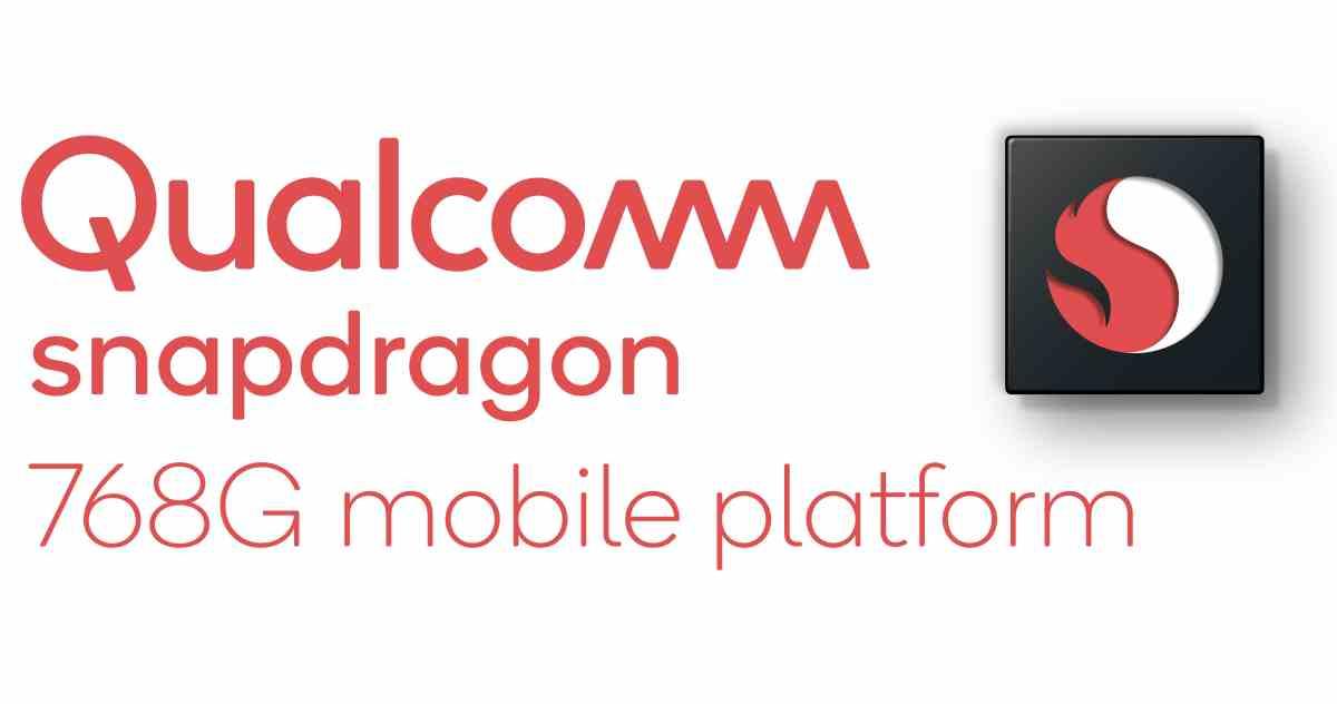 Qualcomm oficializa al nuevo procesador gaming Snapdragon 768G 5G
