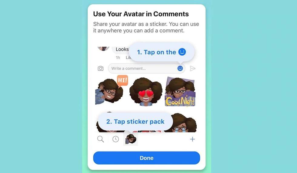 Avatar de Facebook