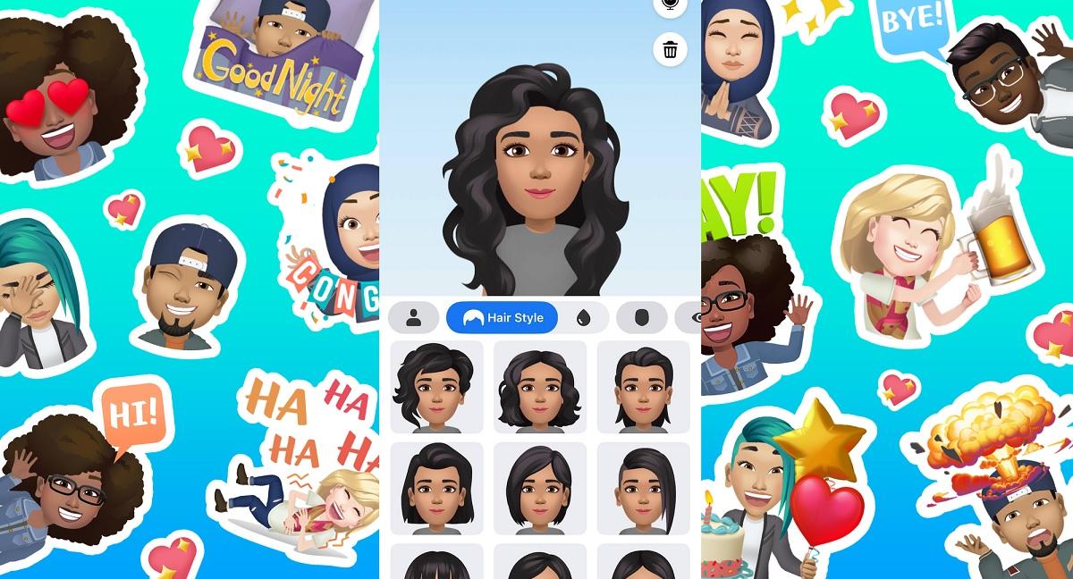 Facebook expande el uso de avatares personalizados