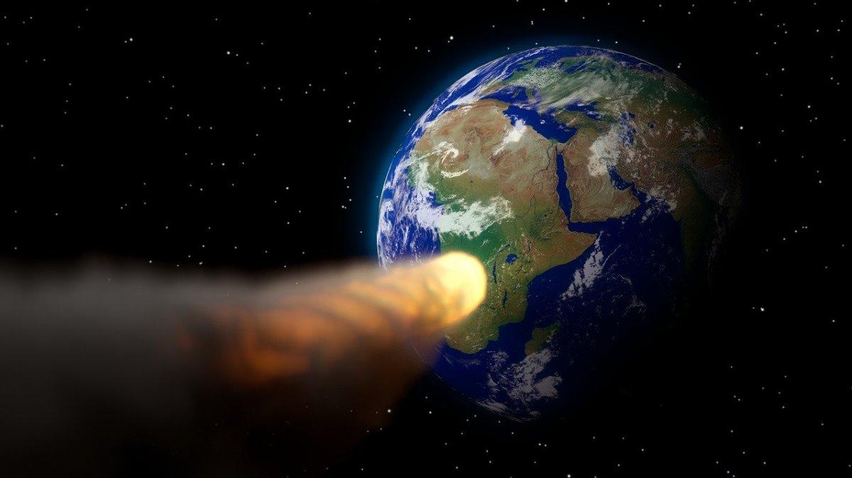 Descifran ángulo del asteroide que acabó con los dinosaurios con ayuda de una supercomputadora