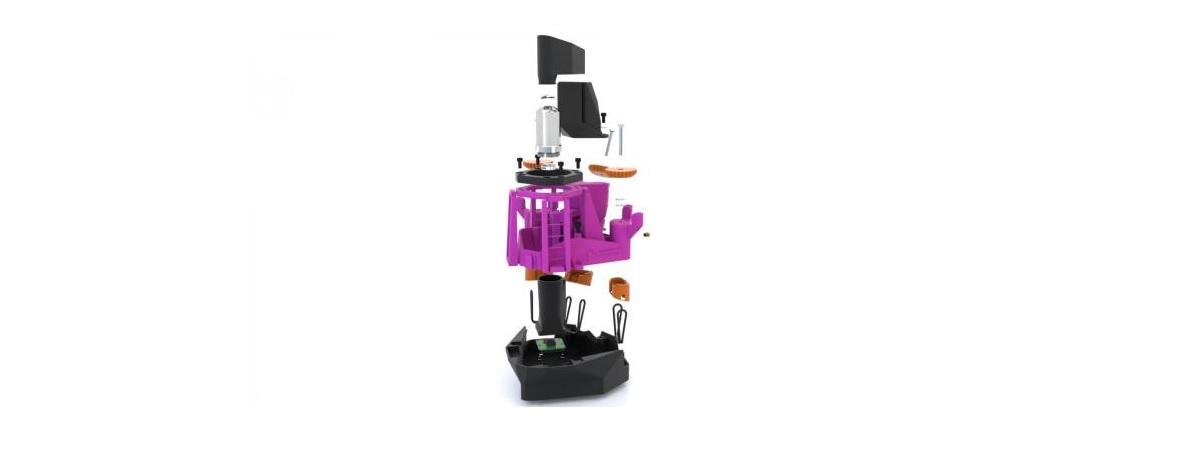 Diseño microscopio impreso 3D