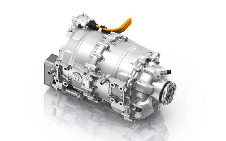 motor electrico zf cetrax