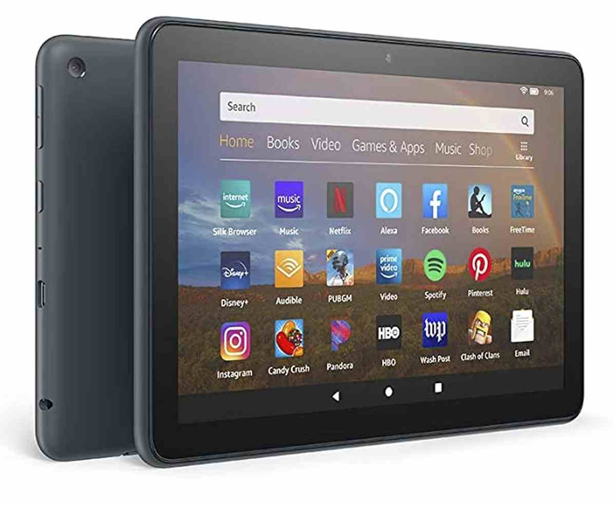 Amazon Fire HD 8 Plus