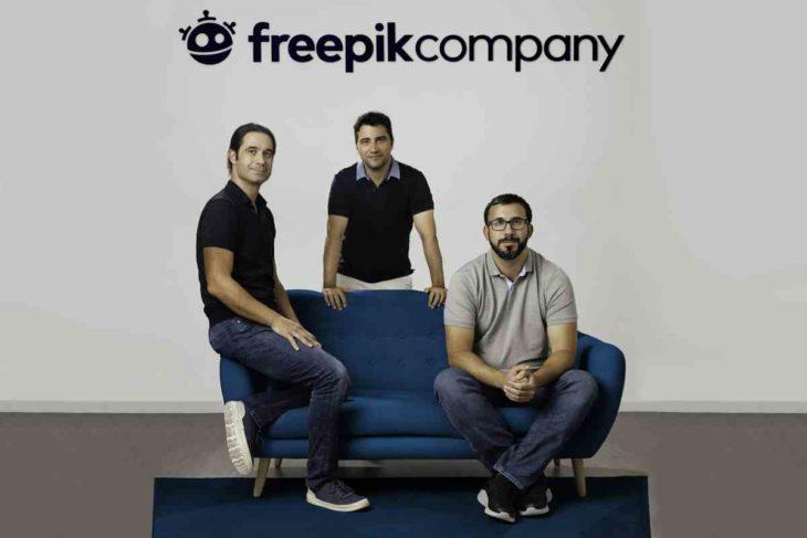 Fundadores de Freepik Company