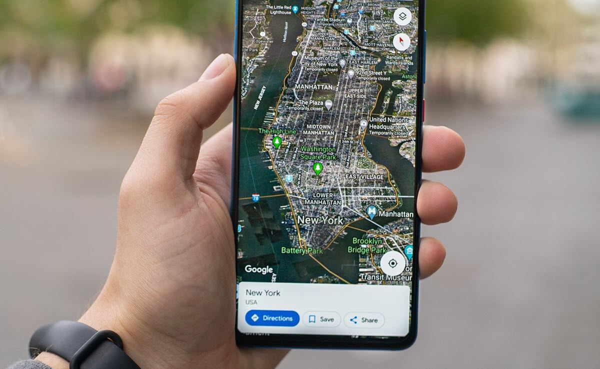 Google Maps ahora permite escuchar música de YouTube Music mientras viajas