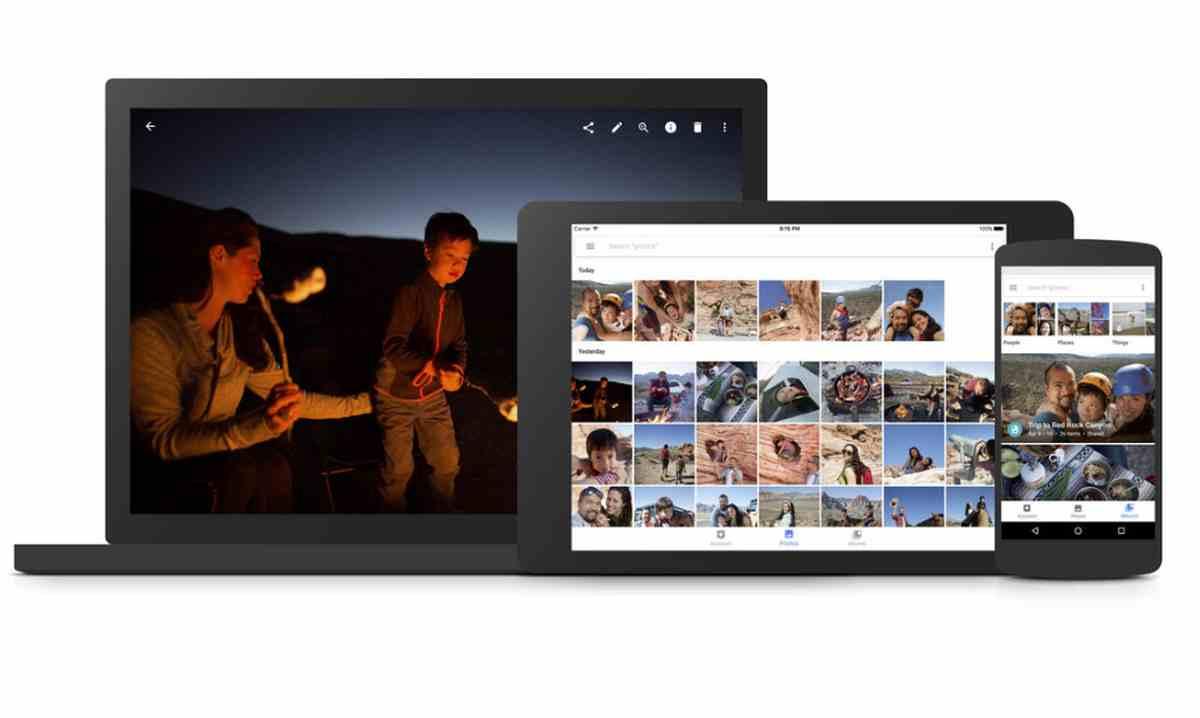 Compartir álbumes con Google Fotos será ahora más seguro
