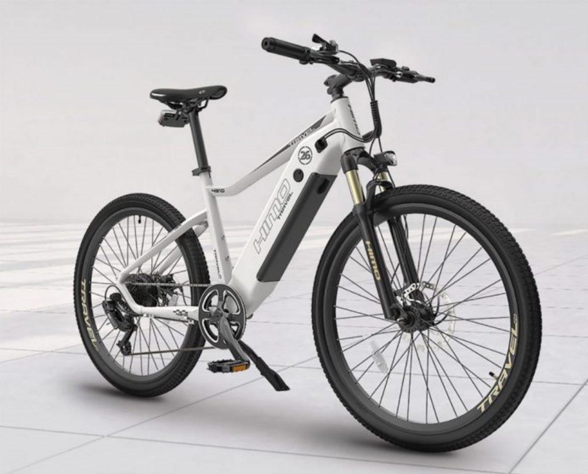 HIMO C26: La bicicleta eléctrica de montaña de Xiaomi
