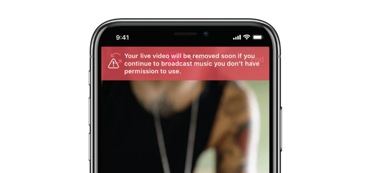 Instagram te avisará si estás usando música que infringe los derechos de autor