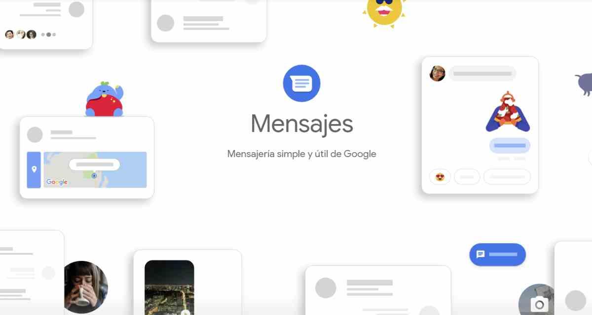 Google ofrecerá mensajes RCS cifrado de extremo a extremo a su aplicación Mensajes