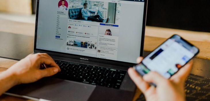 Pasos para guardar publicaciones en Facebook