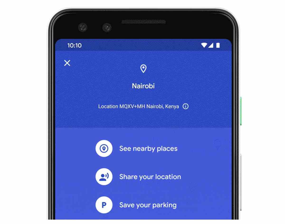 Google integra su sistema de localizaciones en Google Maps para Android