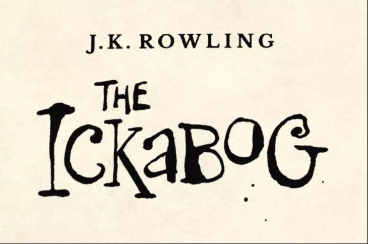 the ickabog, libro infantil de j k rowling