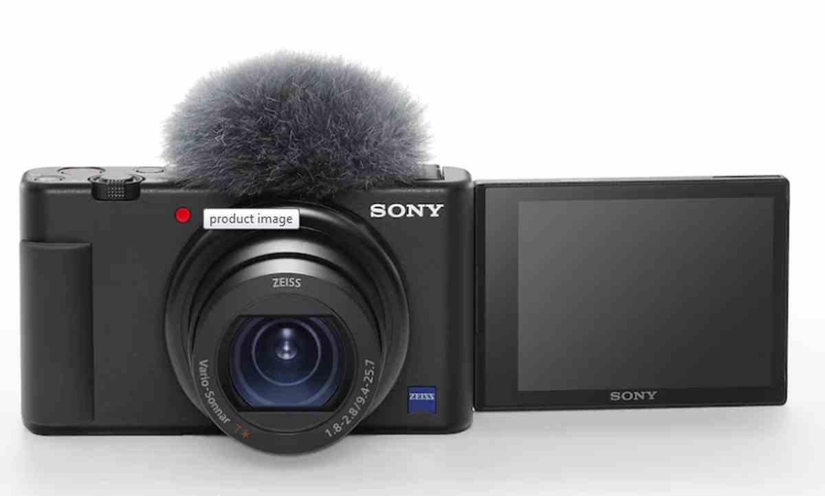 Así es la nueva ZV-1, la primera cámara compacta para videobloggers de Sony
