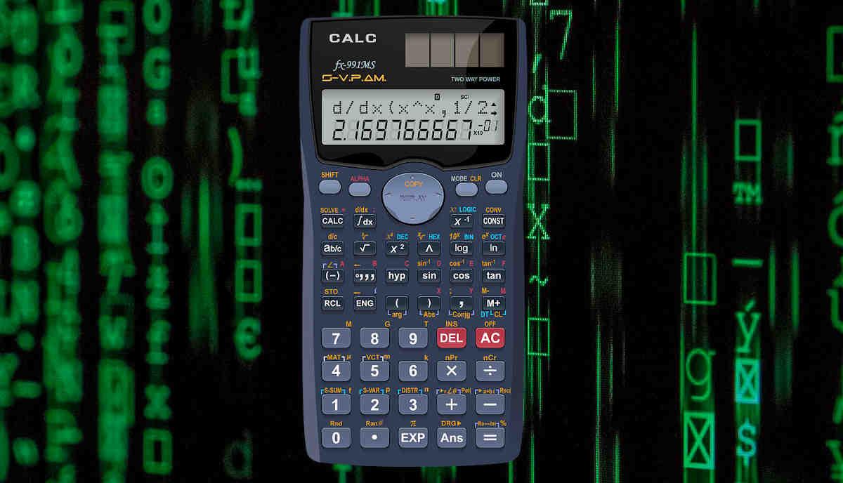 Casio demandó a youtuber que hackeó una calculadora científica