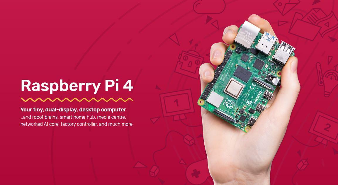 La Raspberry Pi ahora llega con 8 Gigas