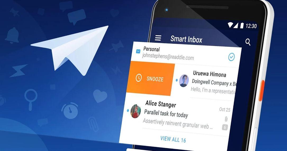 Spark, nuevo diseño para un cliente de correo electrónico cada vez más popular