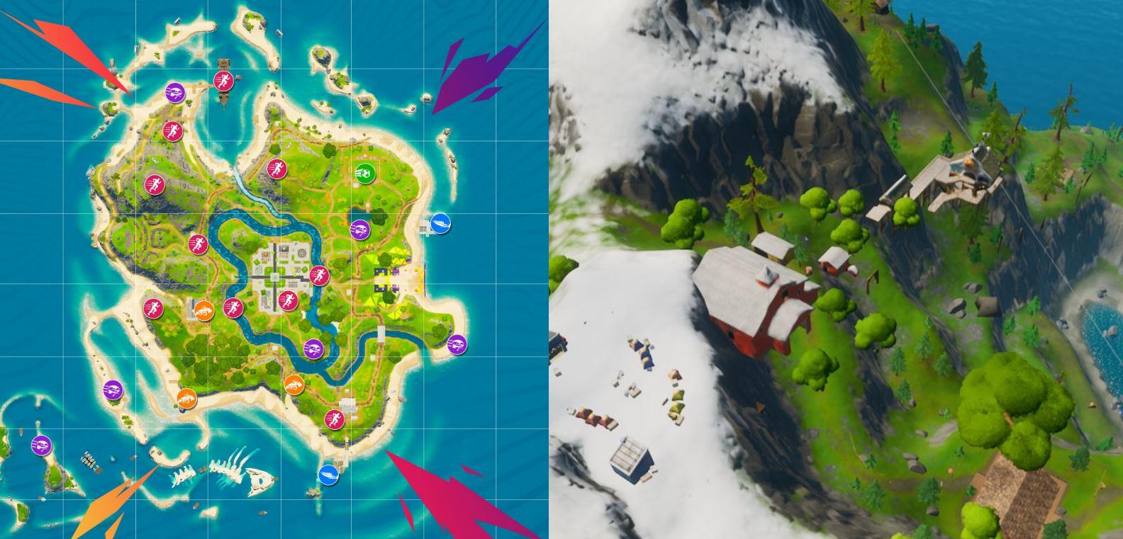 Fortnite ofrecerá un nuevo modo de juego donde la misión será socializar, sin armas