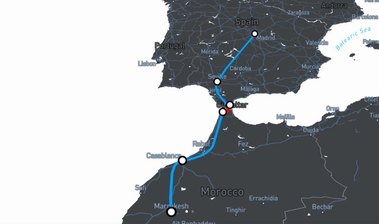 Conectar Marruecos con España en un HyperLoop, el objetivo de stmloop