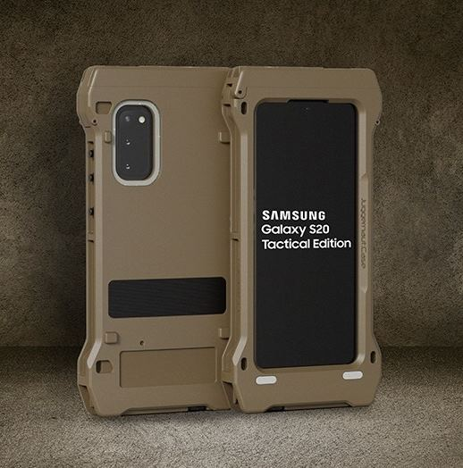 Samsung Galaxy S20 militar