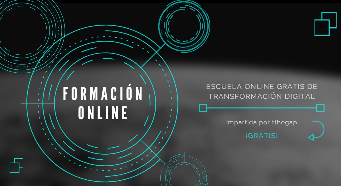 Una escuela online gratuita, en castellano, de transformación digital