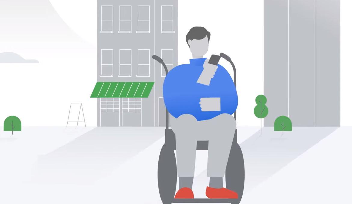 Google Maps amplía las opciones para encontrar lugares accesibles