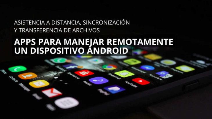 Control remoto para dispositivos Android