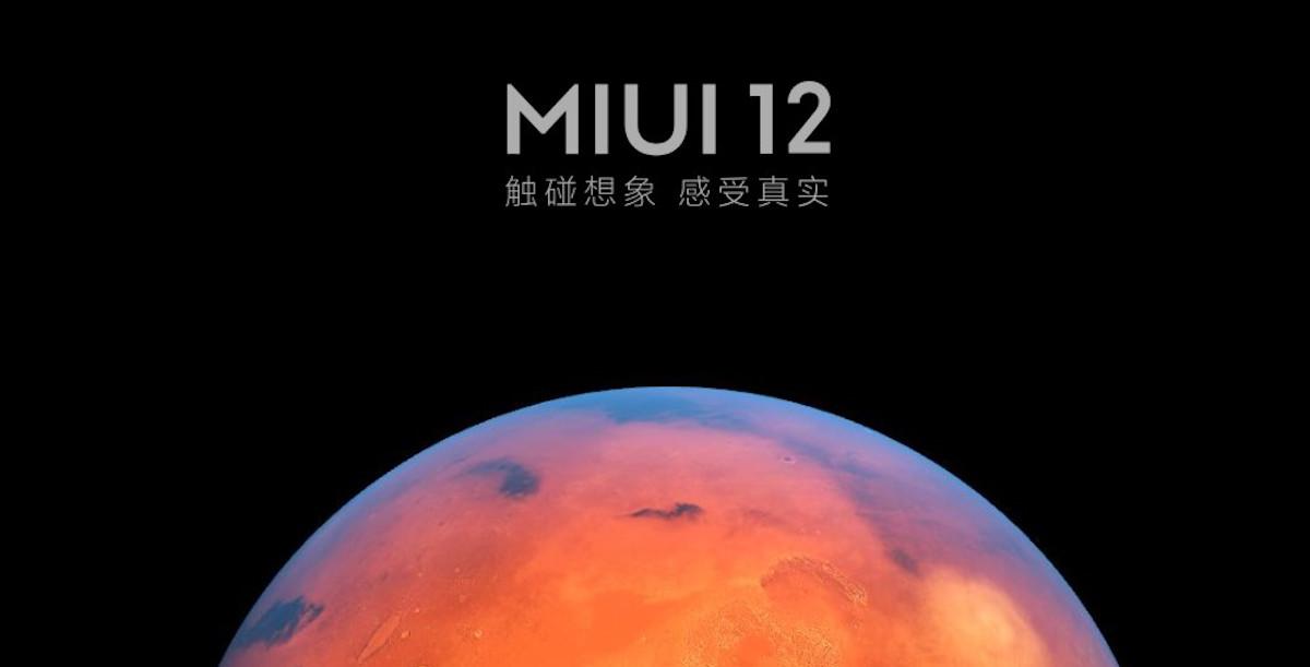 Xiaomi agenda el lanzamiento global de MIUI 12 para el 19 de mayo