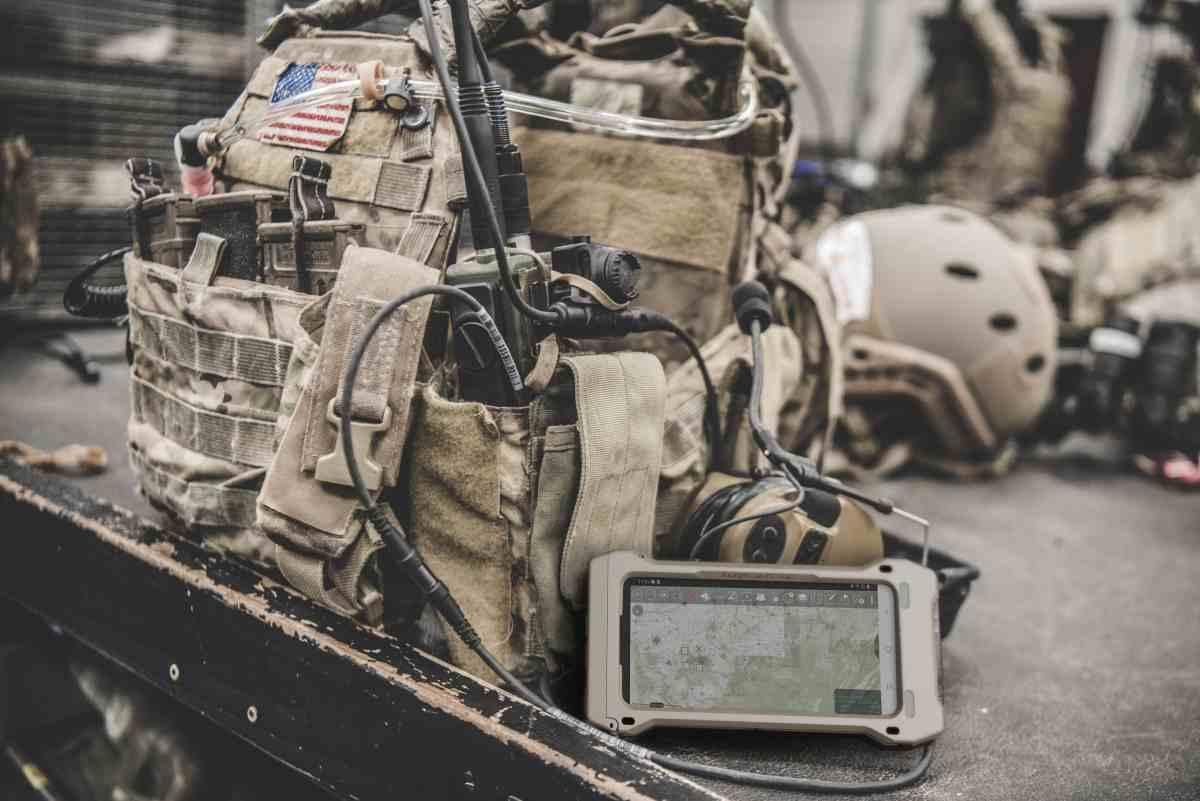 Esta es la edición especial del Samsung Galaxy S20 para fines militares