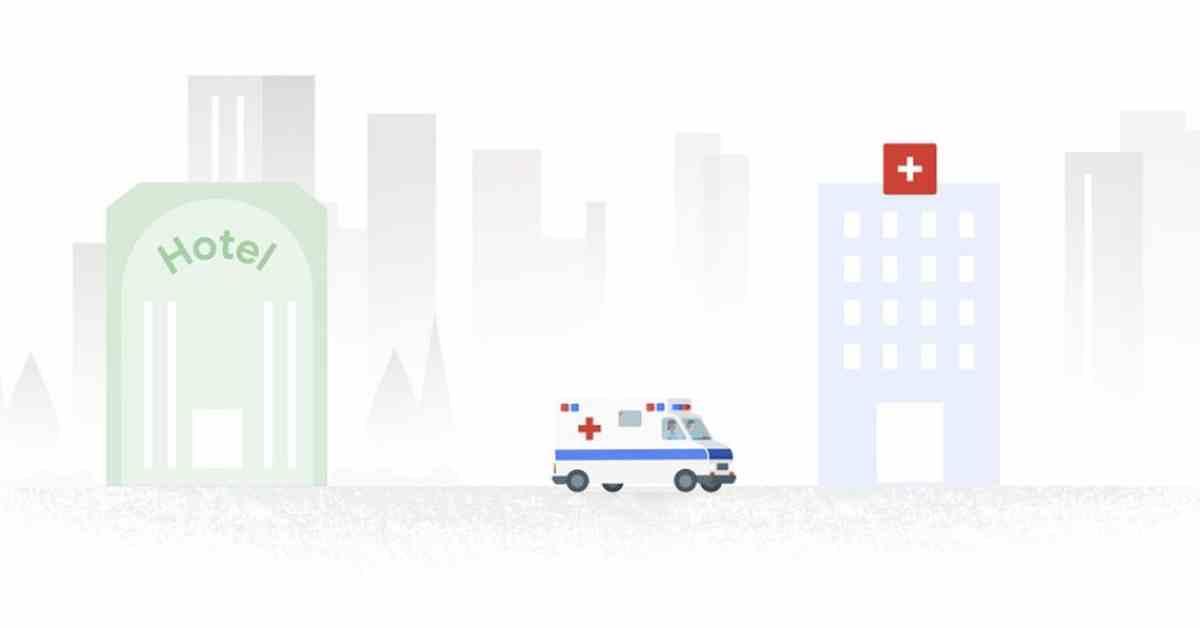 Google destacará hoteles con condiciones especiales para trabajadores en primera línea