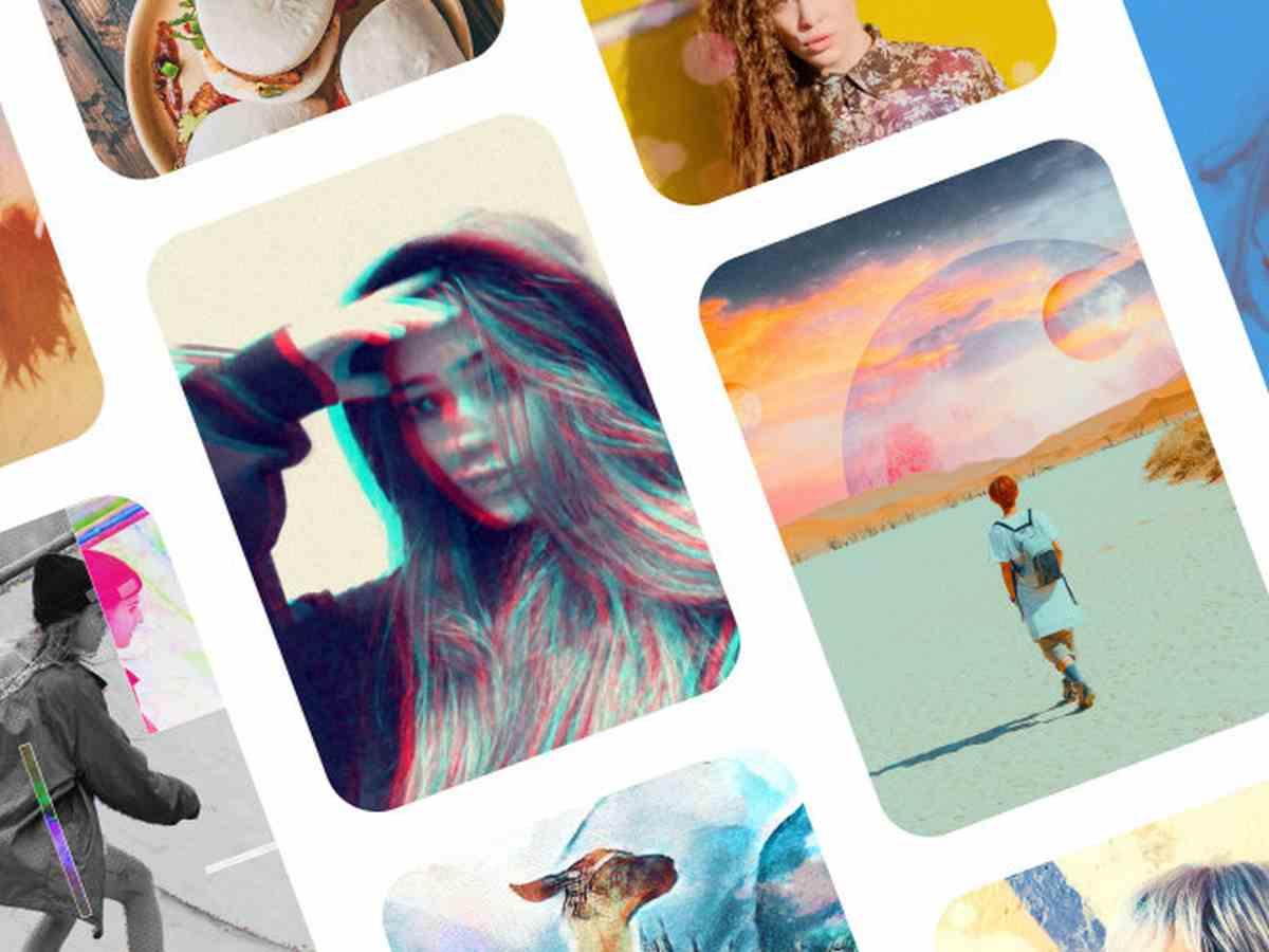Adobe Photoshop Camera llega a su primera versión estable con montones de filtros
