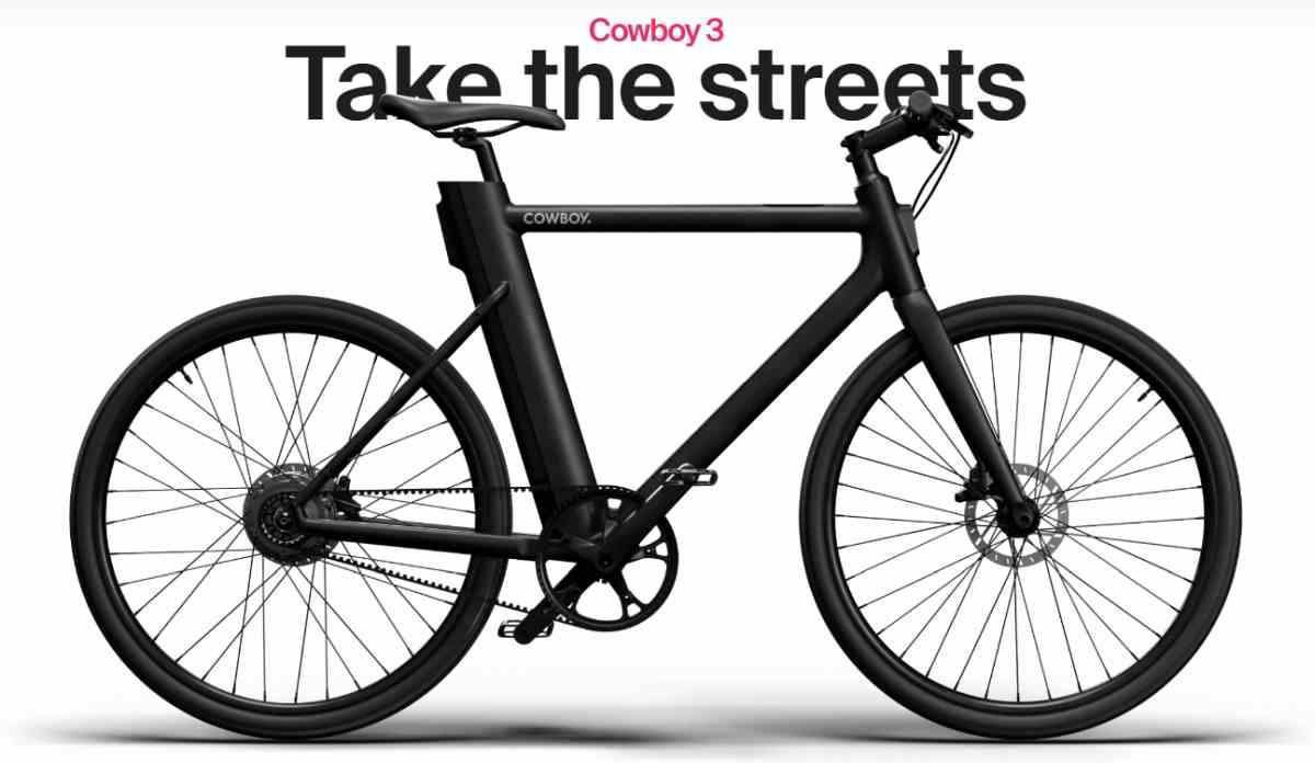 Cowboy lanza una versión mejorada de su bicicleta eléctrica original