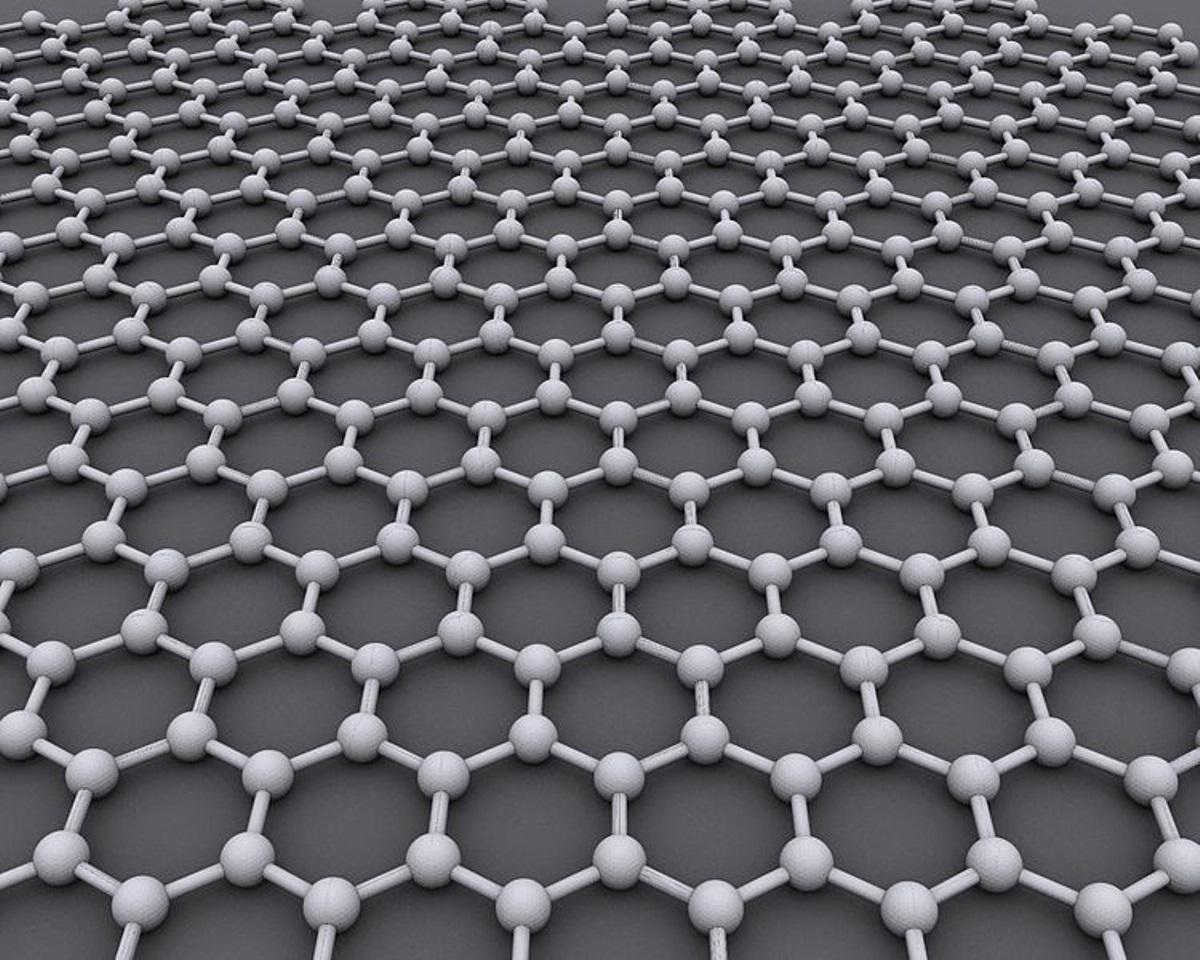 El grafeno podría ser usado para crear telas inteligentes que se adapten al calor