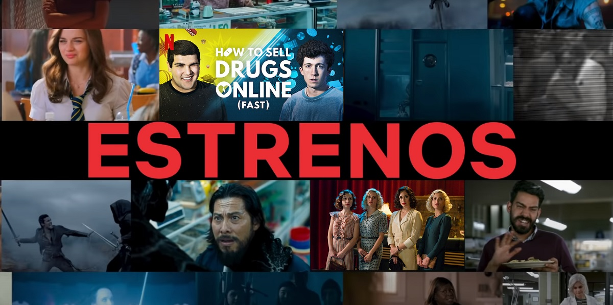 Todos los estrenos en Netflix para julio del 2020