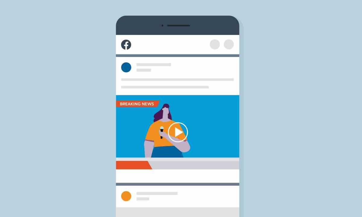 Facebook priorizará las fuentes originales de noticias en los muros de los usuarios