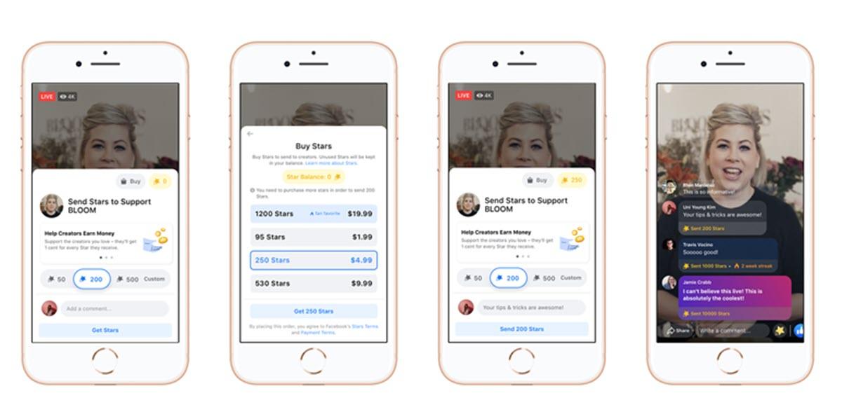 Facebook lanza nuevas herramientas para que los creadores moneticen sus vídeos